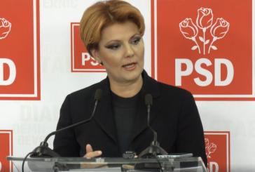 """Lia Olguța Vasilescu, atac la Orban: """"Tot PSD e de vină, nu-i așa?"""""""