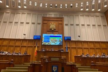Moțiunea de cenzură inițiată de PSD, votată azi