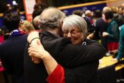 Despărțire în lacrimi de englezi, în Parlamentul European