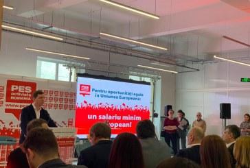 Petiție pentru introducerea salariului minim european