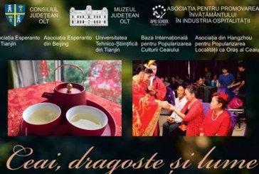 Expoziție mondială de ceai, la Muzeul Județean Olt