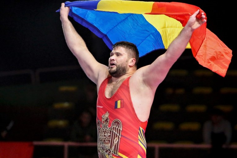 Alexuc-Ciurariu campion european