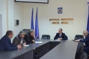 Secretarii de stat din Vâlcea, audiențe la Prefectură
