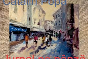 """Pictorul Cătălin Popa expune """"Jurnal pe pânză"""" la Muzeul Județean Olt"""