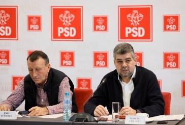 """Filialele PSD au """"undă verde"""" la alianțe locale"""