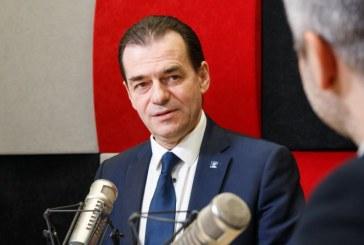 Premierul, la Craiova: test drive la Ford și prânz la Brigada Multinațională