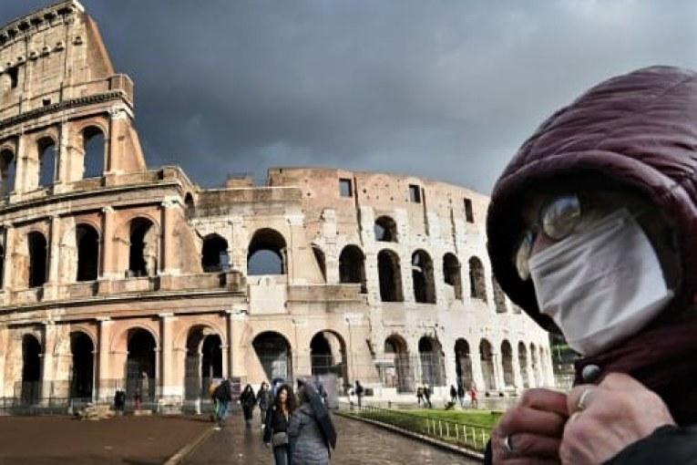 Italia în carantină