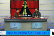 ZIUA MONDIALĂ A TEATRULUI 25.03.2020