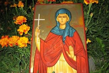 Calendar creștin ortodox: Sf. Mc. Matroana din Tesalonic