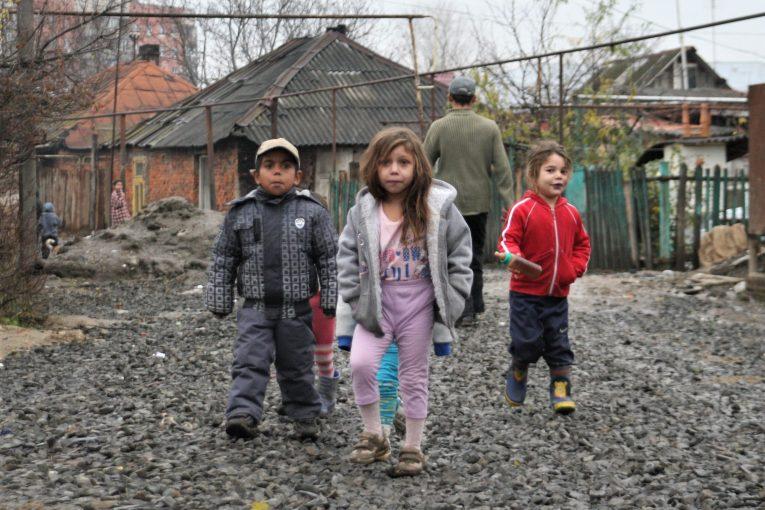 Comunitățile de rromi
