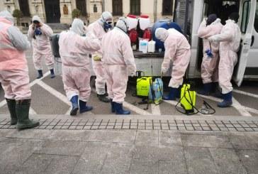 În Craiova s-a sistat dezinfectarea! DSP a interzis folosirea unui anumit produs
