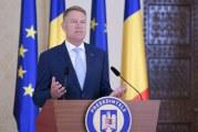 Klaus Iohannis, de Ziua Eroilor: Omagiu martirilor neamului românesc