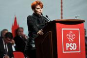 Lia Olguța Vasilescu amenință PNL: Nu vă atingeți de Legea pensiilor!