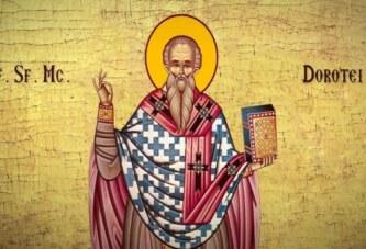 Calendar creștin ortodox: Sf. Mucenic Dorotei