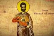 Calendar ortodox: Sf. Mc. Justin Martirul şi Filosoful