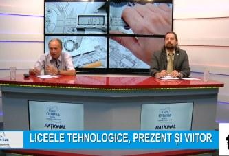 Liceele tehnologice, prezent   și viitor   29.07.2020