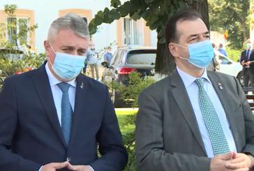 """Orban, reproșuri pe Transalpina: """"Erați ministru când au început lucrările"""""""