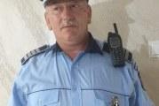 """Polițistul decorat din Târgu Jiu nu vrea să iasă la pensie: """"Aș înnebuni acasă!"""""""