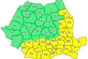 Cod galben de caniculă în Oltenia