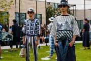 FOTO. Prima prezentare de modă Dolce & Gabbana pe timp de pandemie