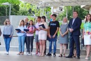 Concert Paula Seling și bani pentru premianții din Râmnicu Vâlcea
