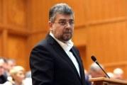 Marcel Ciolacu către Guvern: Dublați alocațiile sau plecați!