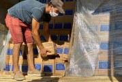 Pachete cu săpun și detergent pentru 46.000 de săraci din Dolj