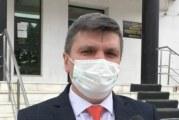 """Prefectul de Olt, infectat cu Covid, dus la București: are """"aspect de geam mat"""" pe plămâni"""