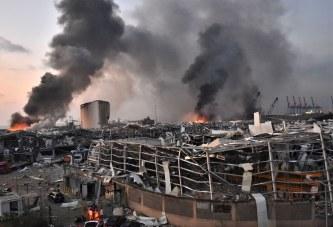 Tragedia de la Beirut. Numărul morților crește