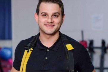 """Antrenor de fitness din Slatina: """"De burtă scapi cu mișcare, alimentație și somn!"""""""