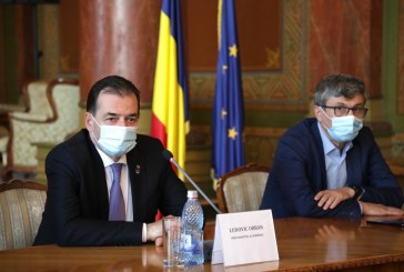 "Ludovic Orban: ""Complexul Energetic Oltenia are un viitor cert"""