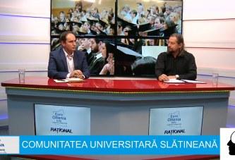 Comunitatea Universitară Slătineană 23.09.2020