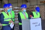 Liviu Voiculescu, PNL Olt: Guvernul a virat 50 de milioane de euro la ALRO