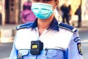 6.000 de polițiști au fost dotați cu camere video, de azi