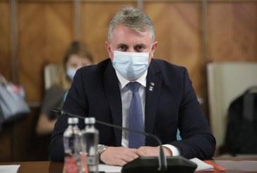 Accidentul ministrului Bode, cercetat de Parchetul Militar: șoferul e de la SPP