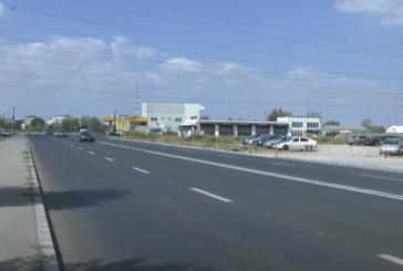 Șoseaua care leagă Slatina de Drumul Expres, gata înainte de termen
