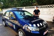 """Jandarmeria Olt s-a înnoit: a primit trei mașini colantate cu """"Lege și Ordine"""""""