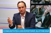 """Prof. Victor Tița: Vrem ca Slatina să fie smart city. Dar e nevoie de """"smart people"""""""
