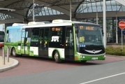 Craiova: Șase firme s-au înscris la licitația pentru autobuze electrice