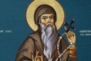Calendar creștin ortodox: Sf. Cuv. Ilarion cel Mare