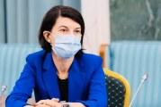 Violeta Alexandru, nemulțumită de șefii Caselor de Pensii Vâlcea și Gorj